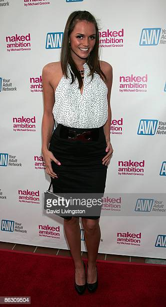 Adult film actress Tori Black attends the premiere of the documentary Naked Ambition An R Rated Look at an X Rated Industry at Laemmle's Sunset 5 on...