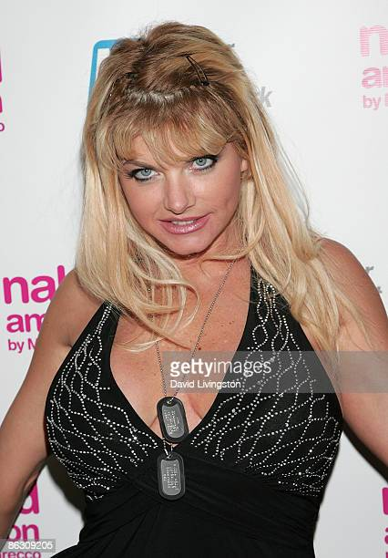 Adult film actress Vicky Vette attends the premiere of the documentary Naked Ambition An R Rated Look at an X Rated Industry at Laemmle's Sunset 5 on...