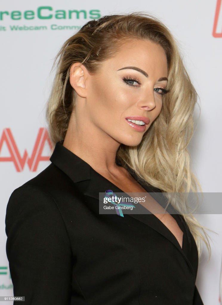 2018 Adult Video News Awards Arrivals News Photo