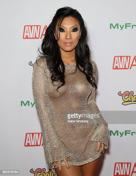 Adult film actress/director Asa Akira attends the 2017 Adult Video News Awards at the Hard Rock Hotel Casino on January 21 2017 in Las Vegas Nevada