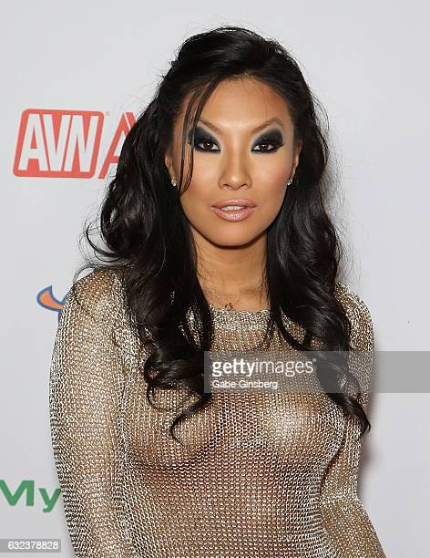 Adult film actress/director Asa Akira attends the 2017 Adult Video News Awards at the Hard Rock Hotel & Casino on January 21, 2017 in Las Vegas,...