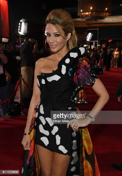 Adult film actress/director jessica drake attends the 2018 Adult Video News Awards at the Hard Rock Hotel & Casino on January 27, 2018 in Las Vegas,...