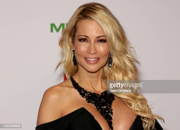 Adult film actress/director jessica drake attends the 2020 Adult Video News Awards at The Joint inside the Hard Rock Hotel Casino on January 25 2020...