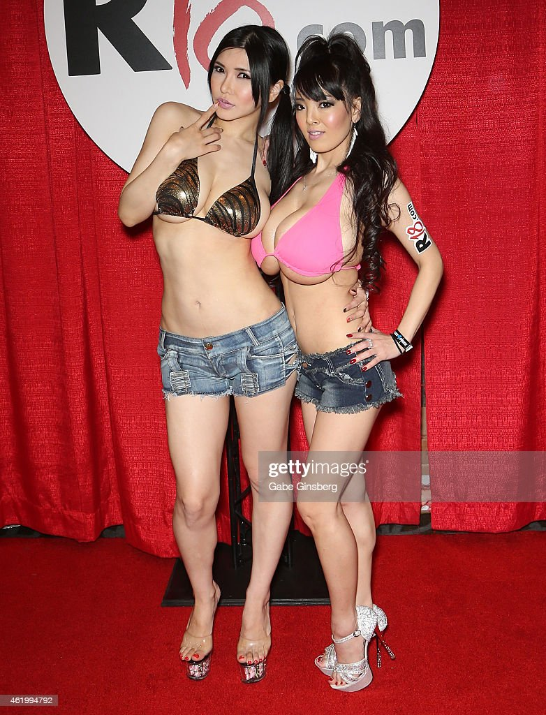 2015 AVN Adult Entertainment Expo : News Photo