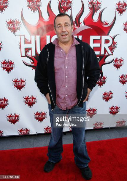 Adult Film Director John Stagliano attends the Hustler Hollywood Walk Of Fame induction ceremony at Hustler Hollywood on March 22 2012 in West...