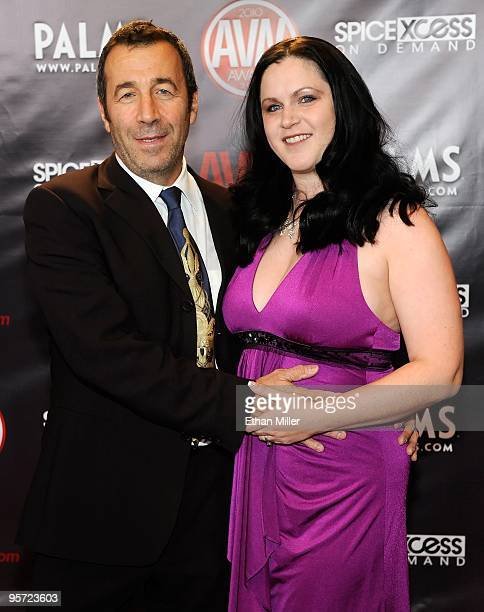 Adult Film Producer Director John Stagliano And His Wife Evil Empire Director And Executive Karen