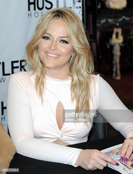 Adult film star Alexis Texas at the Hustler Hollywood New Store Opening held at Hustler Hollywood on April 9 2016 in Los Angeles California