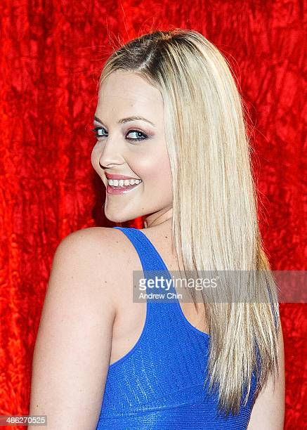 Adult Film Star Alexis Texas poses for a photograph at the 2014 Taboo The Naughty But Nice Sex Show on January 31 2014 in Vancouver Canada