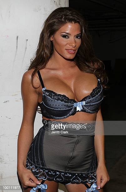 Adult Film Star Madelyn Marie attends the The Lingerie Party hosted by adult entertainment stars at Greenhouse on May 20, 2010 in New York City.