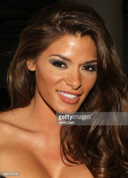 Adult Film Star Madelyn Marie attends the The Lingerie Party hosted by adult entertainment stars at Greenhouse on May 20 2010 in New York City