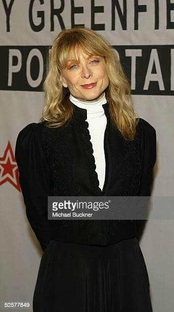 Adult film star Nina Hartley arrives at TEN's presentation of Timothy GreenfieldSanders XXX 30 PornStars Portraits at Bergamont Station on April 1...