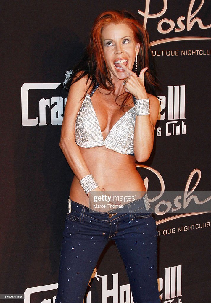 Adult Film Star Tabitha Stevens Celebrates Her Birthday At Crazyhorse Iii At Playground News Photo