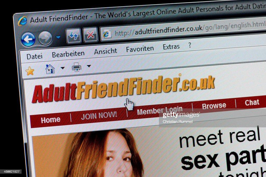 Adult Friend Finder Largest