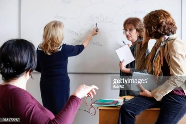 Adult Language Learning