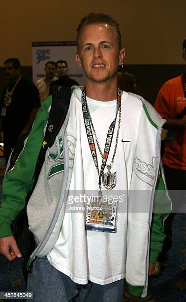 Adult Movie Producer Jules Jordan during 2005 AVN Adult Entertainment Expo at Sand Expo Center in Las Vegas Nevada United States