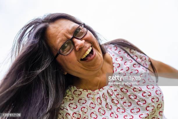 adult senior female portrait - eyecrave  stock pictures, royalty-free photos & images