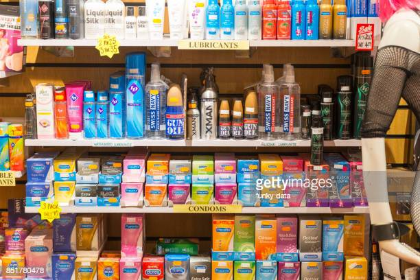 Adult shop products