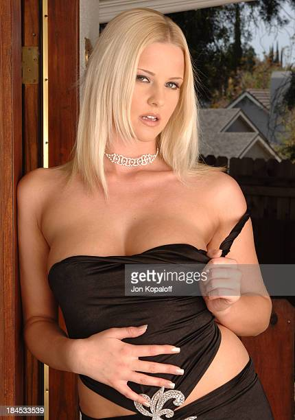 Adult Star Hannah Harper during Adult Star Hannah Harper Portrait Session at Private Residence in Los Angeles California United States