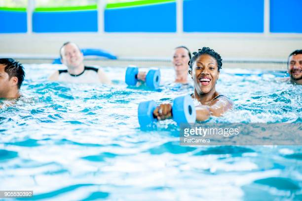 Adult Swimming Class