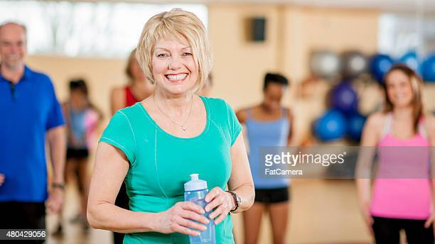 Adults Fitness Class