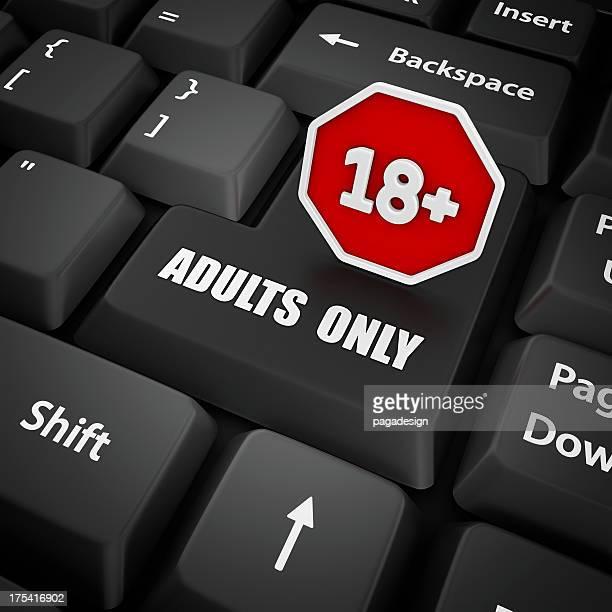 sólo adultos - pornografia fotografías e imágenes de stock