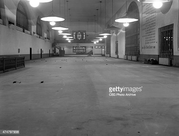 Advance photos of what will be the CBS Television Studios at Grand Central Terminal formerly understood to have been The Grand Central Terminal...