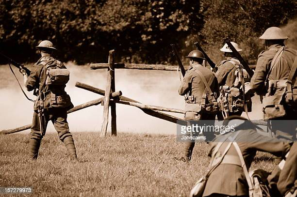 advance. - world war i stock pictures, royalty-free photos & images
