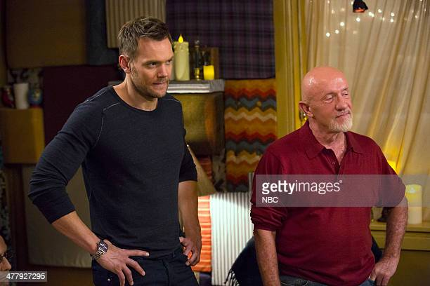 COMMUNITY Advanced Advanced Dungeons Dragons Episode 510 Pictured Joel McHale as Jeff Jonathan Banks as Professor Buzz Hickey