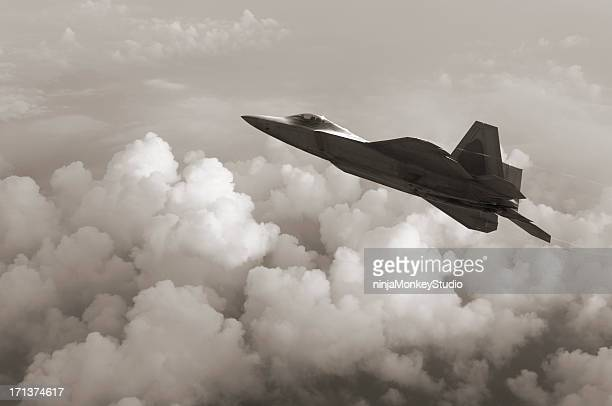 F22 Advanced Fighter Jet