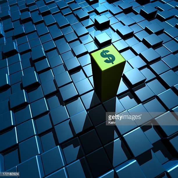Advancing Dollar (XXL)