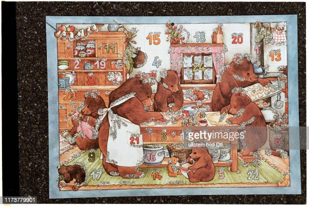 Advent calendar 1996