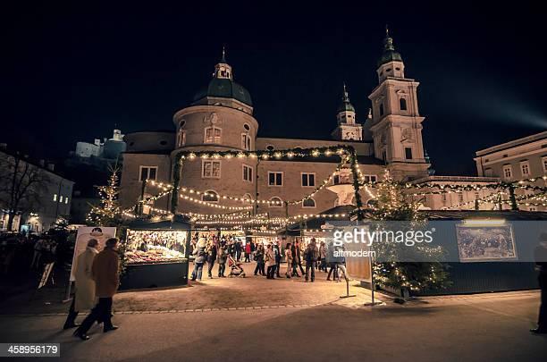 advent market salzburg
