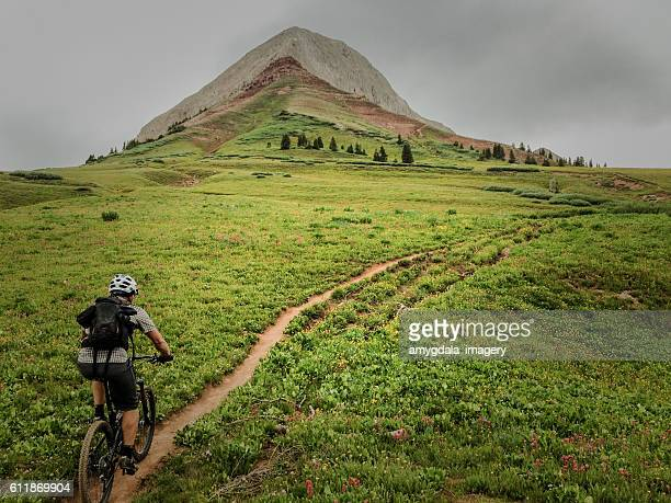 adventure inspiration mountain biking rocky mountains