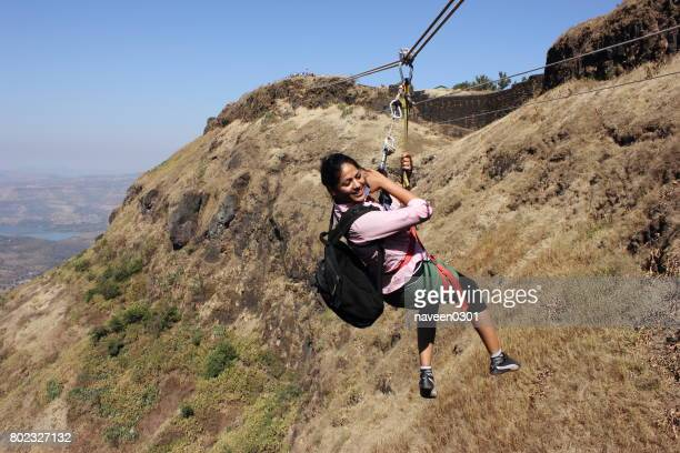 Adventure of Valley Crossing in India