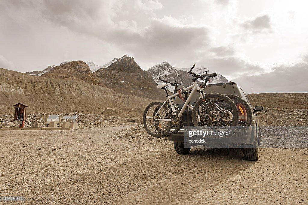 Aventure voyage dans les montagnes : Photo