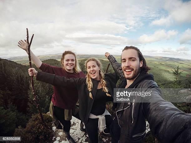 Adventurer Selfie