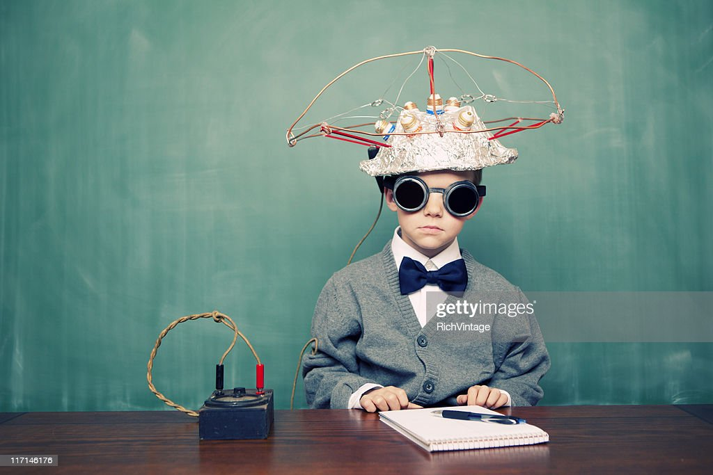 Adventures in Mind Reading : Stock Photo