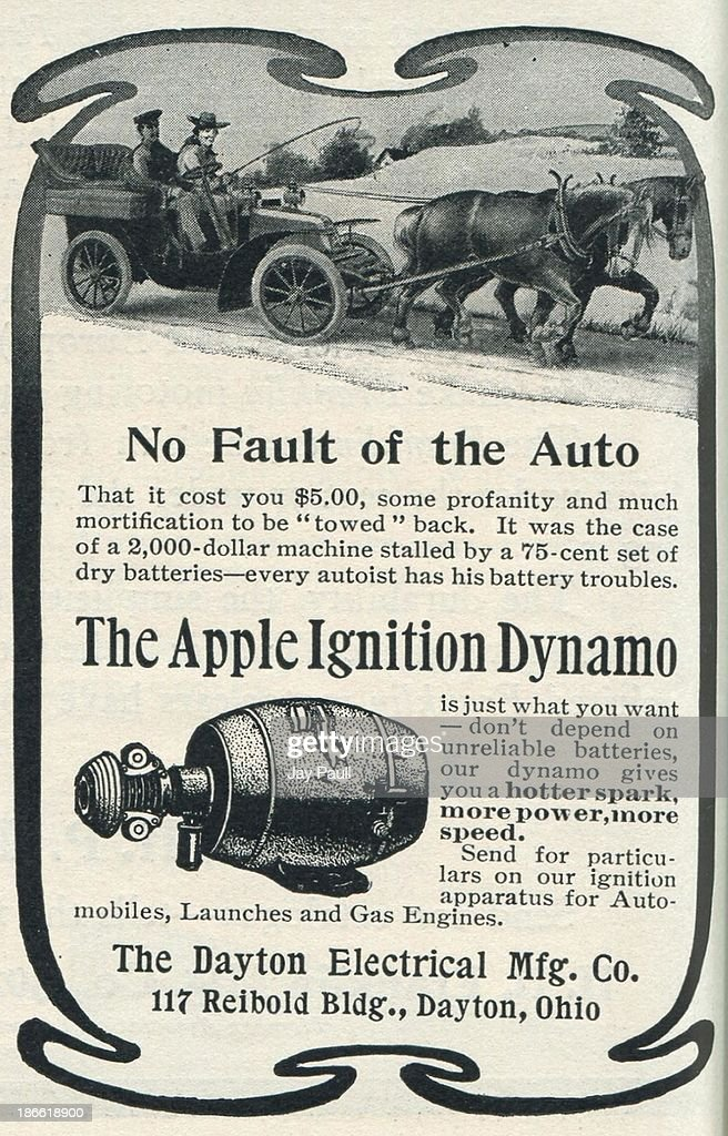 Dayton Auto Ignition Pictures | Getty Images