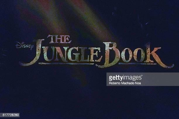 Advertisement for The Jungle Book which is an upcoming 2016 American fantasy adventure comedy film produced by Walt Disney Pictures