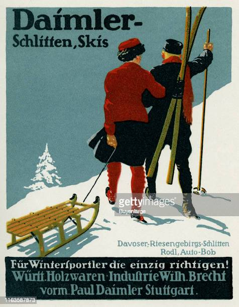 133 Vintage Ski Poster Photos and Premium High Res Pictures - Getty Images