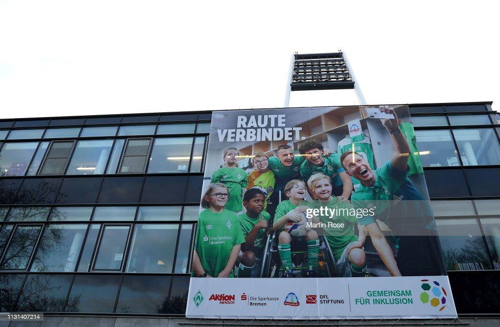 DEU: SV Werder Bremen v VfB Stuttgart - Bundesliga