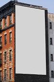 Advertising Billboard  Space in Manhattan New York