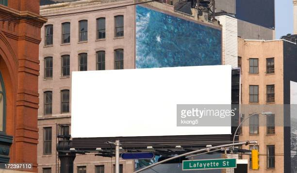 Advertising Billboard  Space in Manhattan New York