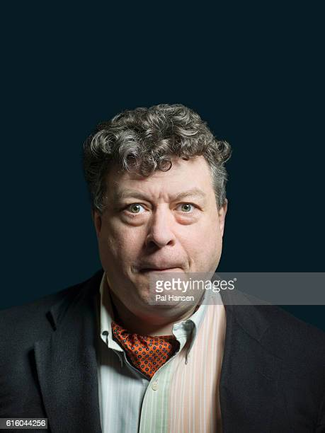 Advertising executive and creative director of OgilvyOne Rory Sutherland is photographed for Portfolio magazine on March 12 2015 in London England