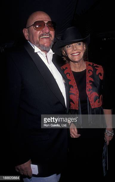 Advertising Executive Jerry Della Femina and Judith attend Third Annual Benefit Party for Save the Nature Conservancy on June 3 1998 at Central Park...