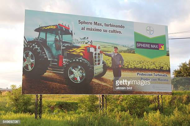 Advertising for Sphere Max fungicid from Bayer crop science
