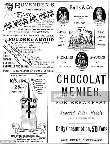 Adverts from 1897