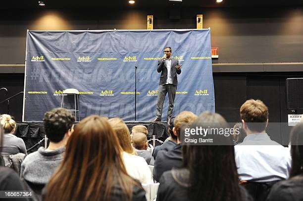Advil kicks off its Advil Relief in Action program with an intimate comedy show with Aziz Ansari to honor local volunteers who are dedicated to...