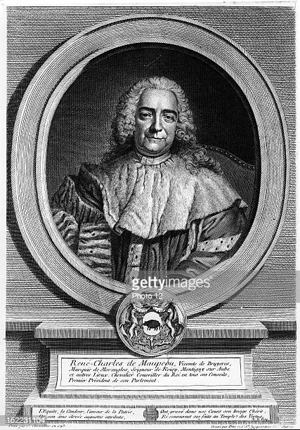 Advisor of King Louis XVI First president of parliament He contributed to the influence of French science