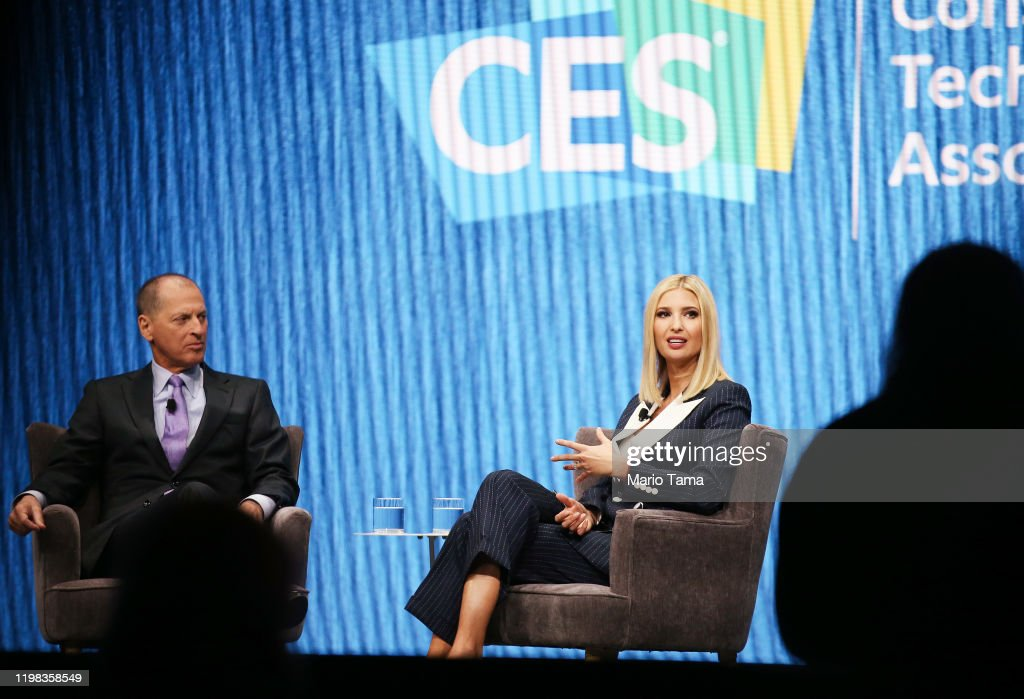 Latest Consumer Technology Products On Display At Annual CES In Las Vegas : News Photo
